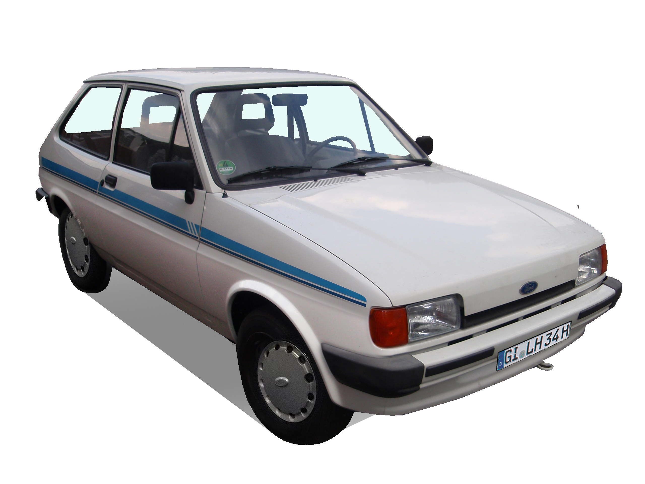 7.Preis: Ford Fiesta